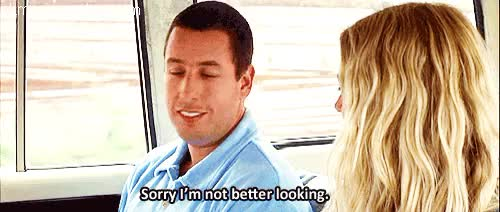 Watch this adam sandler GIF on Gfycat. Discover more adam sandler, date GIFs on Gfycat