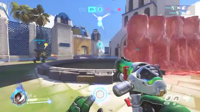 Watch and share Overwatch GIFs and Funny GIFs by Zacharie Castro on Gfycat