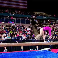 Watch and share Katelyn Ohashi GIFs and Fave Routines GIFs on Gfycat