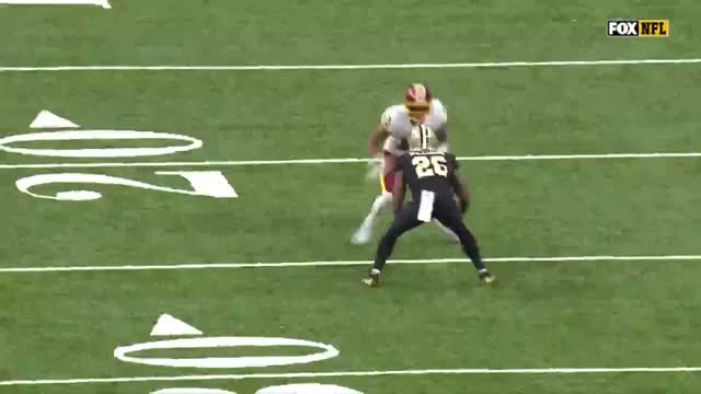 Watch and share Saints Catch GIFs by markbullock on Gfycat