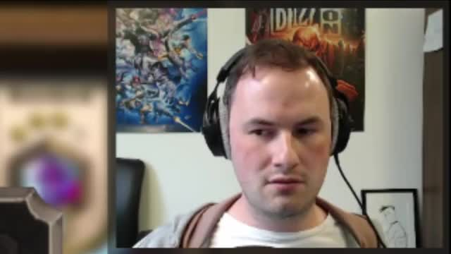 Sips' reaction to Never Gonna Hit Those Notes