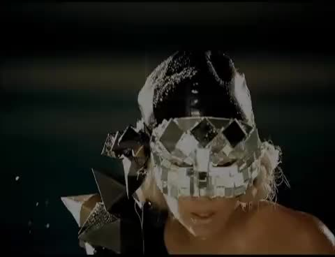 gaga, lady, poker face GIFs