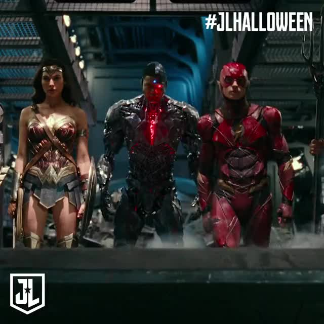 Watch and share Justice League GIFs and Jlhalloween GIFs on Gfycat