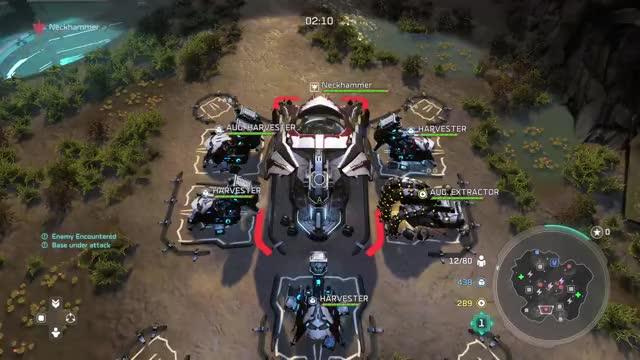 Watch this GIF by Gamer DVR (@xboxdvr) on Gfycat. Discover more HaloWars2, Neckhammer, xbox, xbox dvr, xbox one GIFs on Gfycat