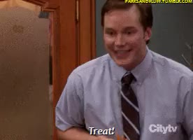 Watch Daily Andy x April moment:4x18 Lucky GIF on Gfycat. Discover more andy dwyer, april ludgate, aubrey plaza, chris pratt, daily AxA, gifs, lucky, nick offerman, parks and recreation, ron swanson GIFs on Gfycat