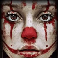 Watch and share Clown Girl GIFs on Gfycat