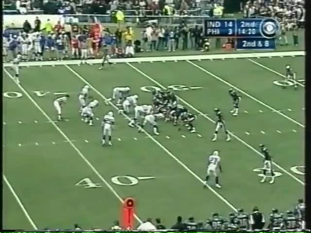 Watch 2002 Colts @ Eagles GIF on Gfycat. Discover more football GIFs on Gfycat