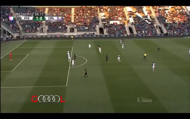 Watch and share Soccer GIFs and Mls GIFs by ryan16 on Gfycat