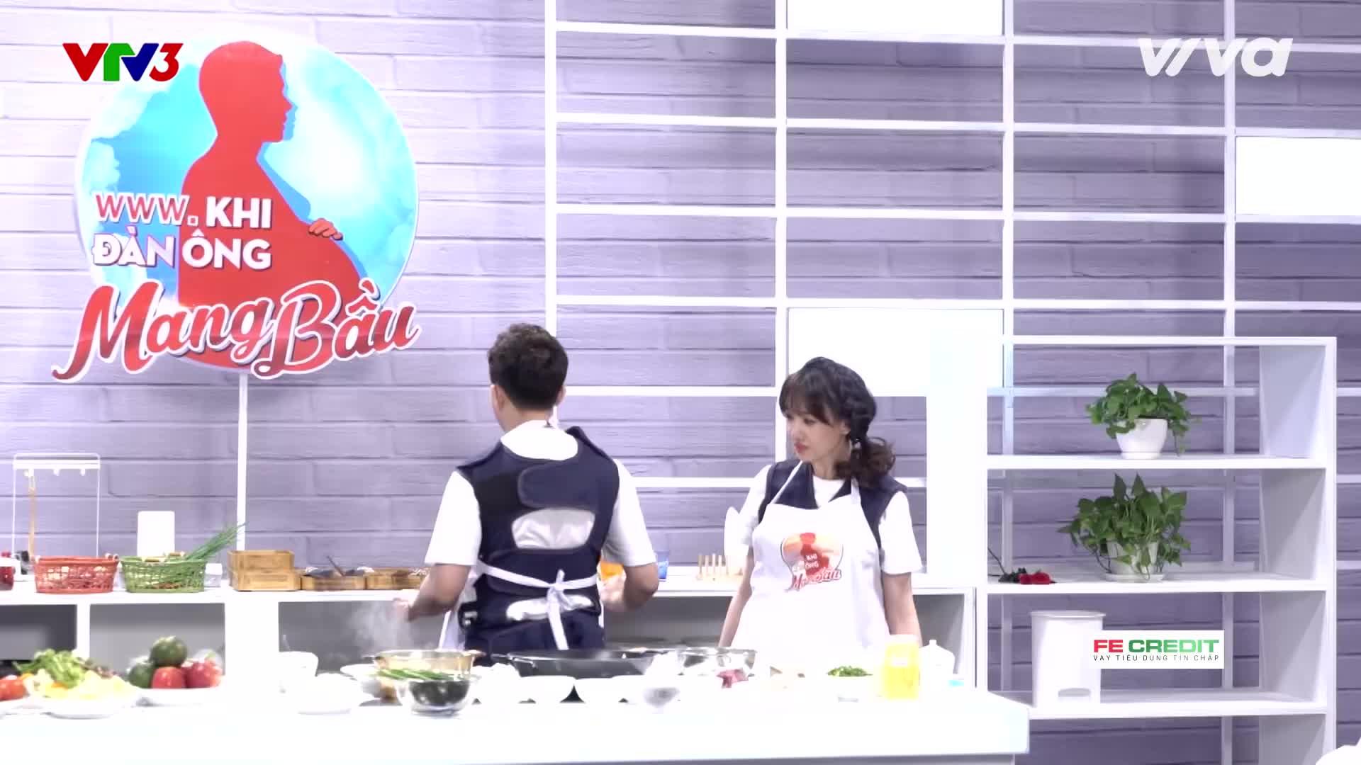 Hé lộ trailer tập 3: Trấn Thành  Hari bấn loạn, Song Giang chia rẽ vì chuyện bếp núc?
