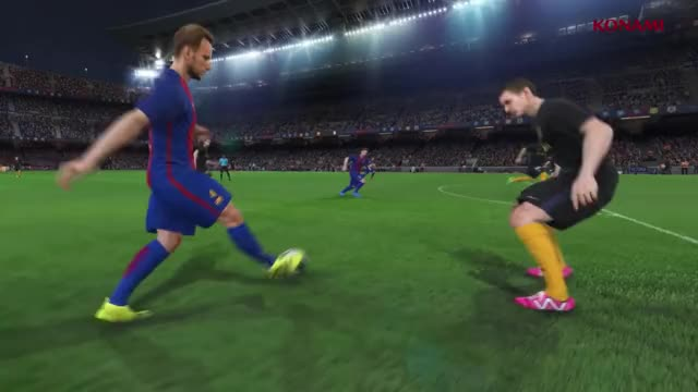 Watch and share Pro Evo 2017 GIFs and Pes 2017 GIFs on Gfycat