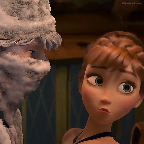You Might Be A Snarky Frozen Fan If.... GIFs