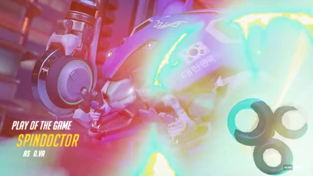 Watch and share Overwatch GIFs by spindoctor on Gfycat