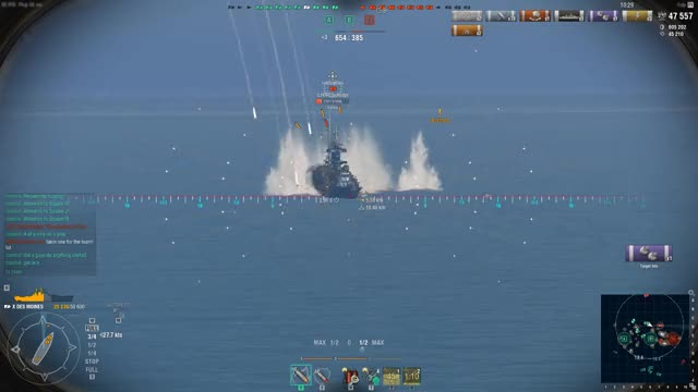 Watch Check out my video! World of Warships | Captured by Overwolf GIF by Overwolf (@overwolf) on Gfycat. Discover more Citadel, Destroyed, Gaming, Overwolf, World of Warships GIFs on Gfycat