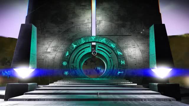 No Man's Sky Stargate