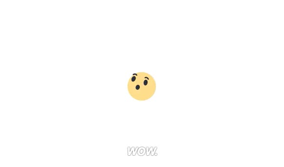 Watch this shocked GIF by Funny GIFs (@gnchau) on Gfycat. Discover more emoji, facebook, wow GIFs on Gfycat