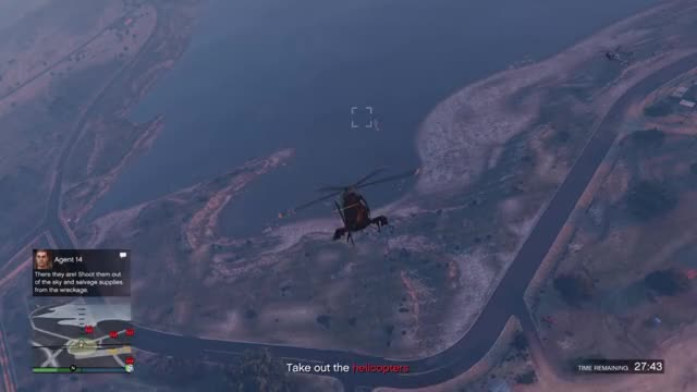 Watch and share GTAOnline Buzzard GIFs on Gfycat