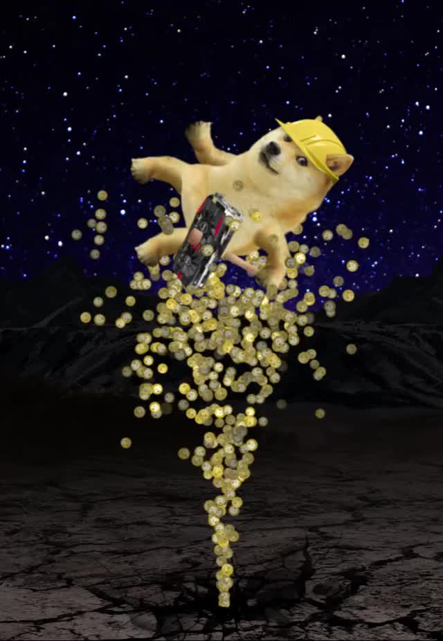 Watch this doge GIF by ZimoNitrome (@zimonitrome) on Gfycat. Discover more dog, doge, dogecoin, doggo, yotd GIFs on Gfycat