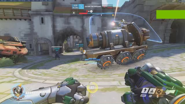 Overwatch doomfist play of the game video