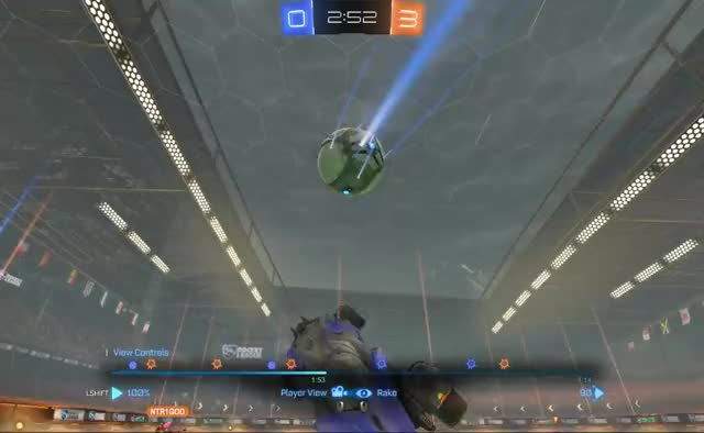 Watch BAT STRATEGY! GIF by Marcos Paulo (@rakebr) on Gfycat. Discover more Rocket League, game, league, rocketleague, rockets GIFs on Gfycat