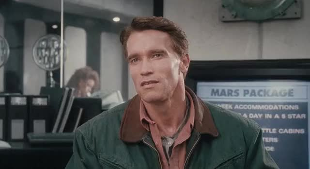 Watch and share Total Recall (1990) Gifs GIFs on Gfycat