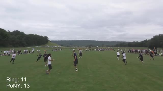 Watch Raleigh Ring of Fire vs New York PoNY(Second Half) | 2018 Pro Championships GIF on Gfycat. Discover more Akshat Rajan, Film & Animation, ultimate GIFs on Gfycat
