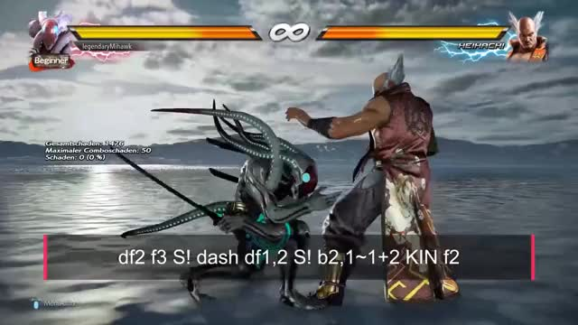 Watch Tekken 7: Yoshimitsu - Staple Combos GIF on Gfycat. Discover more combo, tekken, tekken 7 GIFs on Gfycat