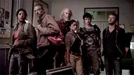 Watch Horror Geeks GIF on Gfycat. Discover more Addison Carver, Addy, Anastasia Baranova, Television, Z Nation, Zombie GIFs on Gfycat