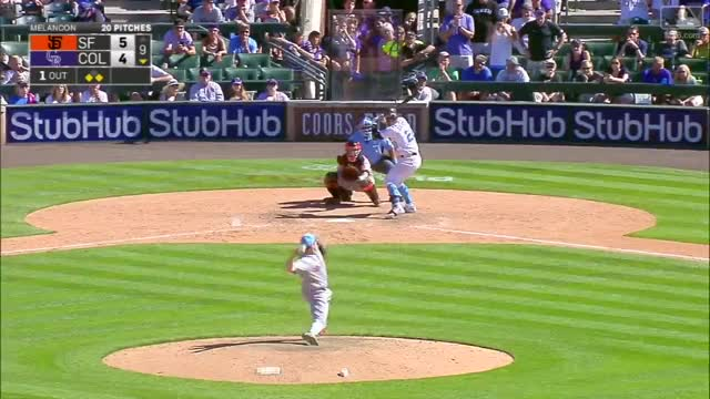 Watch and share Arenado Nets Cycle With Walk-off GIFs on Gfycat