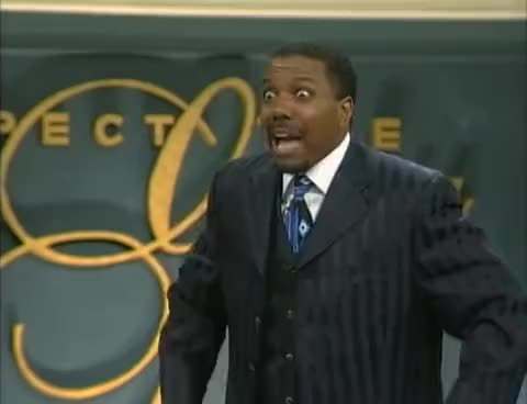 Watch and share Dr. Creflo Dollar.....  Money Is Looking For You!!!!!! GIFs on Gfycat