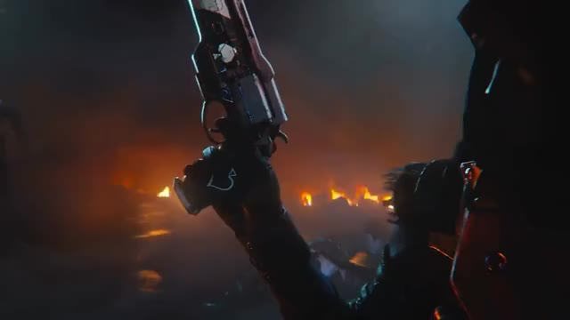 Watch Destiny 2: Forsaken - E3 Story Reveal Trailer GIF on Gfycat. Discover more All Tags, E3, Game, activision, awoken, barons, bungie, cayde, cayde-6, destiny, forsaken, gambit, reveal, scorn, story, trailer, uldren GIFs on Gfycat