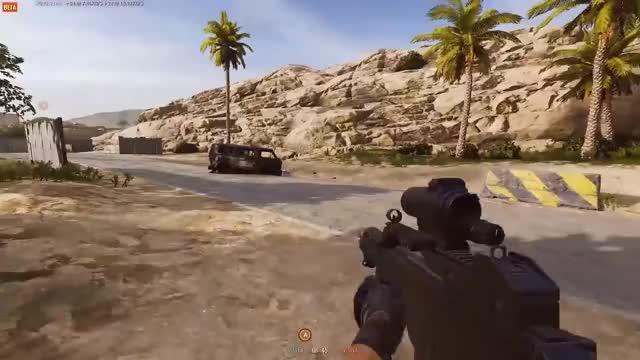 Watch Insurgency Sandstorm GIF on Gfycat. Discover more 2018, GamePlay, INSURGENCY, Sandstorm, combat, fps, shooter GIFs on Gfycat