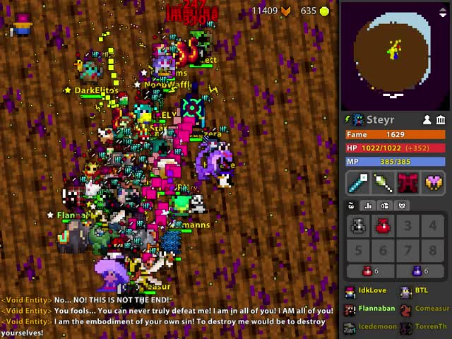 Watch White Void Bow GIF by @steyro on Gfycat. Discover more rotmg GIFs on Gfycat