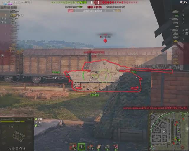 Watch World of Tanks 2018.07.26 - 10.43.11.01Trim GIF by @ymunhanebb on Gfycat. Discover more worldoftanks GIFs on Gfycat