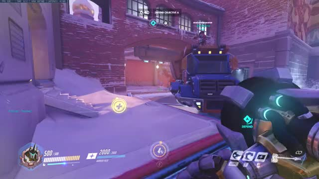 Watch and share Overwatch GIFs by Frorran on Gfycat