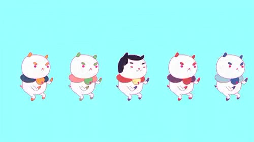 Watch and share Bee And Puppycat GIFs and Bravest Warriors GIFs on Gfycat