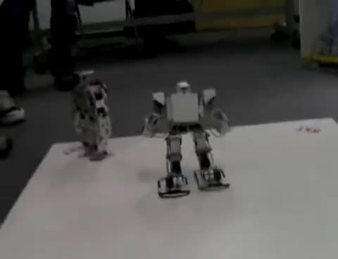 Watch Robot GIF on Gfycat. Discover more 2 robots GIFs on Gfycat