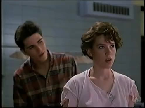 Watch and share Molly Ringwald GIFs and Samantha Baker GIFs on Gfycat