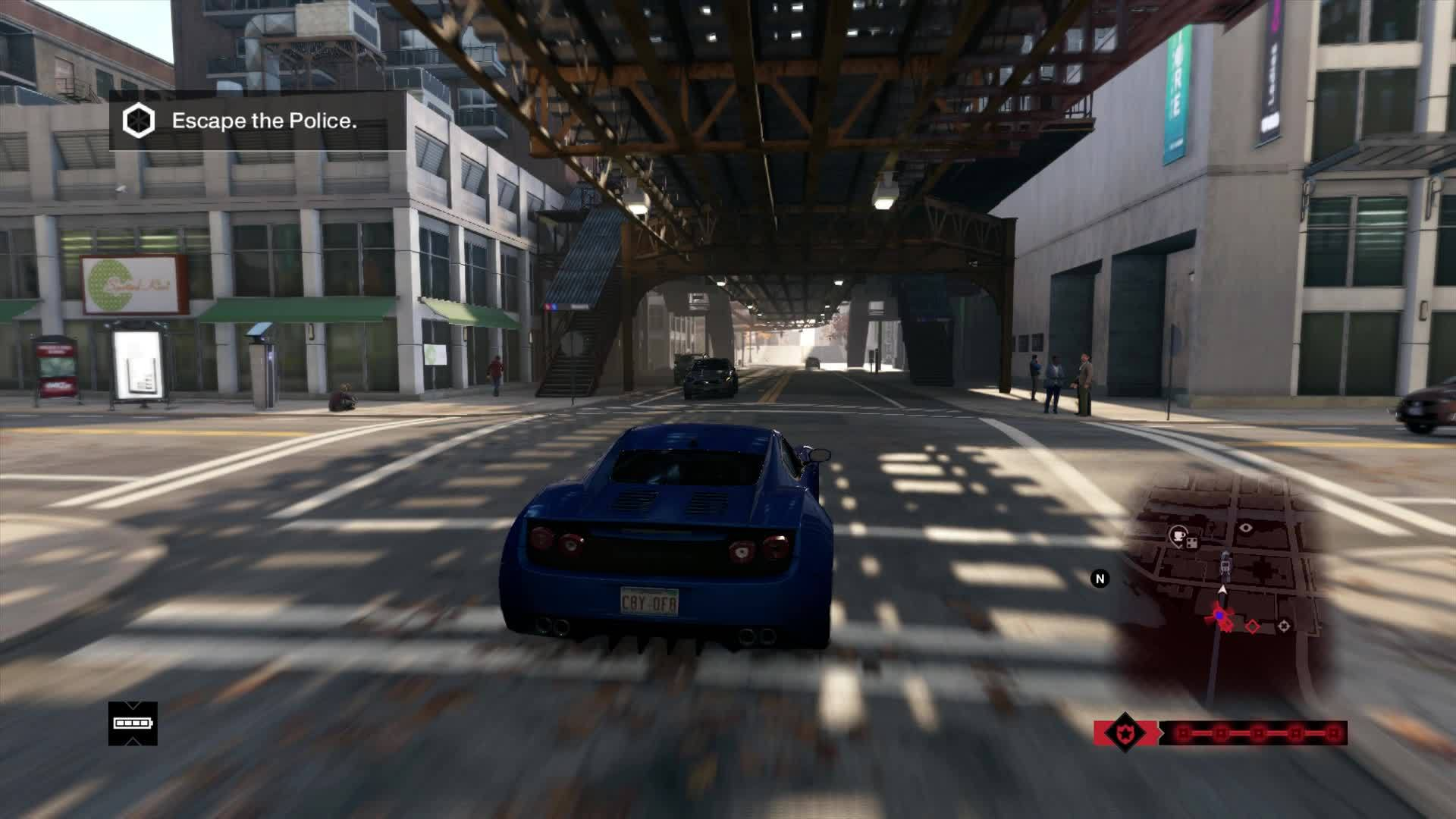Watch Dogs PS4 GIFs