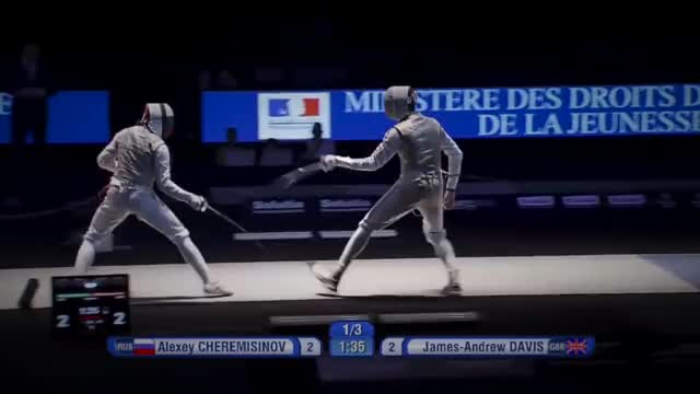 Watch and share Fencing GIFs and World GIFs on Gfycat