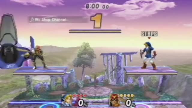 Watch [PM] Salty Highlights Pt. 45 GIF on Gfycat. Discover more brawl, smashgifs, ssbb GIFs on Gfycat
