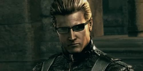 Watch and share Wesker GIFs on Gfycat