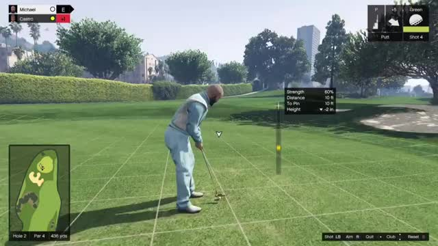 Watch and share Gta5 GIFs and Golf GIFs by tokimori on Gfycat