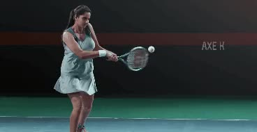Watch and share Sania Mirza Bouncing Boobs GIFs by Axe K on Gfycat