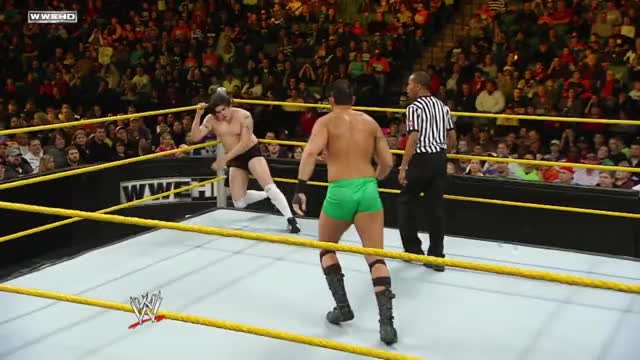 Watch Karma! GIF by Blaze Inferno (@metaknightxprophets) on Gfycat. Discover more Conor O'Brian, NXT, Ricardo Rodriguez, SquaredCircle, wrestling GIFs on Gfycat