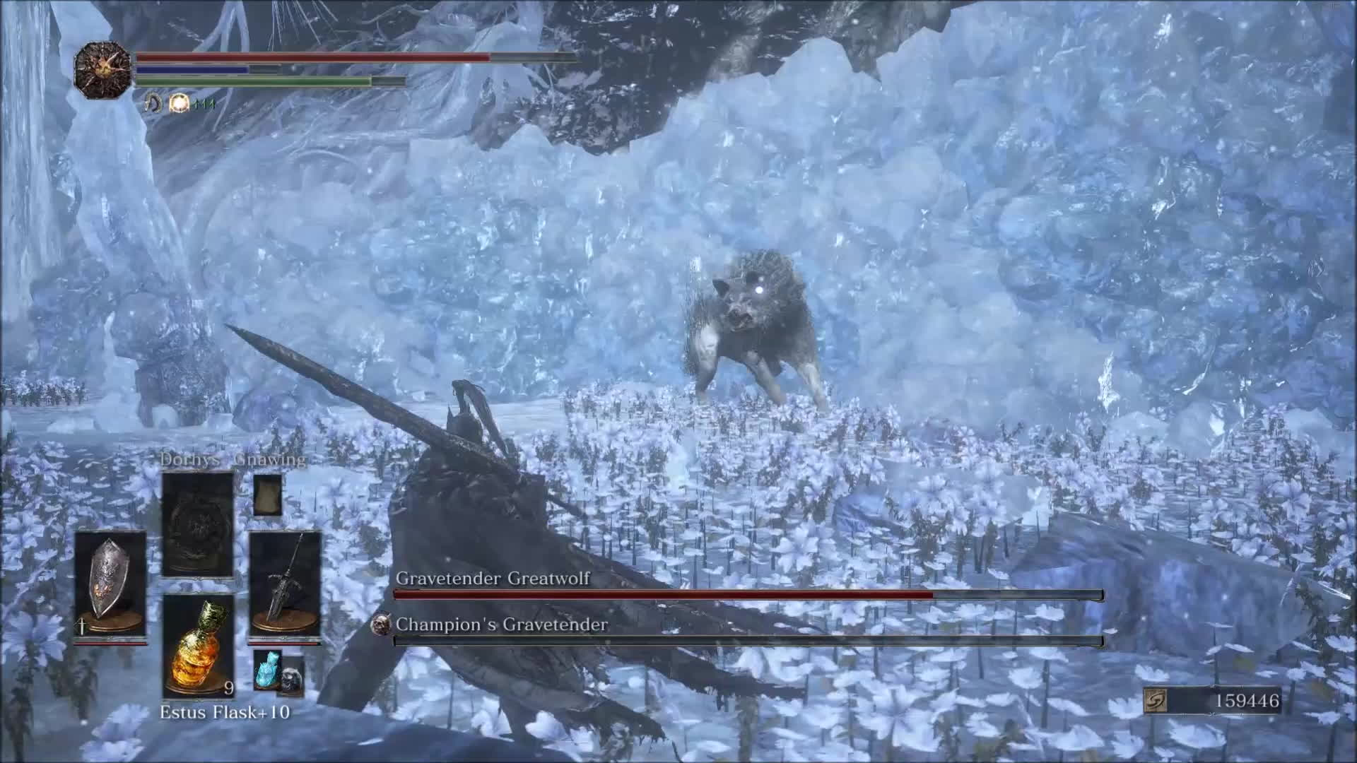 darksouls3, No! That's a Bad Doggy! You sit down now! GIFs