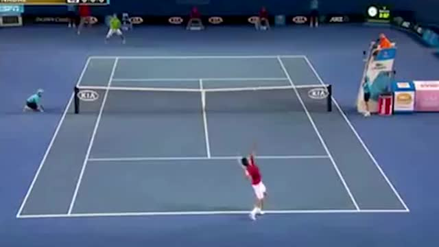 Watch and share Ball Boy GIFs and Tennis GIFs by FXTeddy on Gfycat