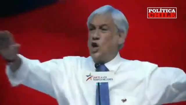 Watch Sebastián Piñera - Discurso Cierre de Campaña [Completo] GIF on Gfycat. Discover more related GIFs on Gfycat