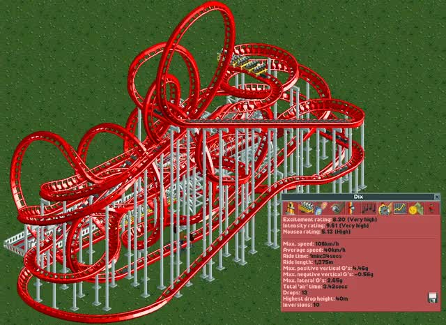 Watch and share Openrct2 GIFs and Rct2 GIFs by tails8521 on Gfycat