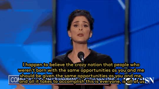 Watch Democratic National Convention GIF by Reaction GIFs (@sypher0115) on Gfycat. Discover more Sarah Silverman, demconvention, demsinphilly, dnc2016 GIFs on Gfycat