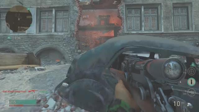 Watch Call of Duty WWII 10.01.2017 - 16.03.01.26.DVRTrim GIF on Gfycat. Discover more callofdutywwii GIFs on Gfycat